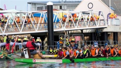 Jersey Hospice Dragon Boat Racing by Hundreds Stick Their Oars In For Jersey Hospice Care