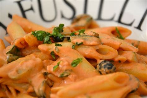 pates mascarpone sauce tomate