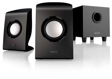 Multimedia Speakers 2.1 Spa1330/37