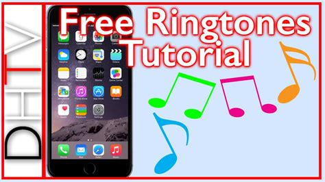 How To Get Free Ringtones For Iphone 6s And Iphone 6s Plus