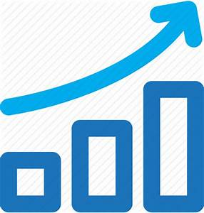 Chart, graph, increase, increasing icon   Icon search engine