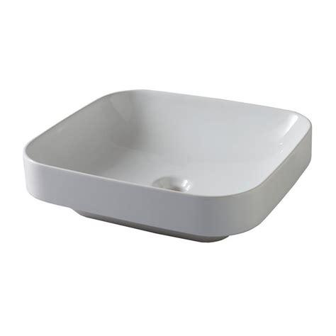 vente vasque a poser 45x40 c 233 ramique blanche planetebain