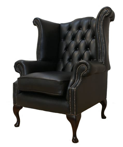 Back Chair Uk by Chesterfield Armchair High Back Fireside Wing