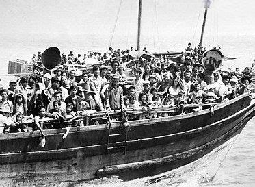Vietnamese Boat People Hong Kong by Vietnamese Boat People History Learning Site