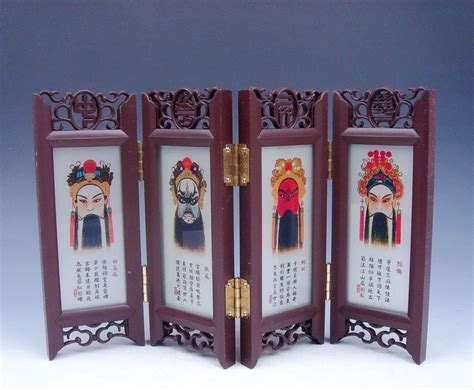 Home Decor Brands : Home Decor Chinese Desktop Screen Opera Masks/faces Gift