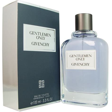 givenchy gentlemen only eau de toilette spray for