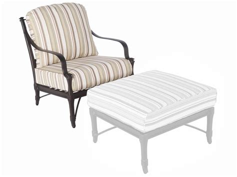 striped pale cushion patio outdoor replacement patio chair furniture cushions patio