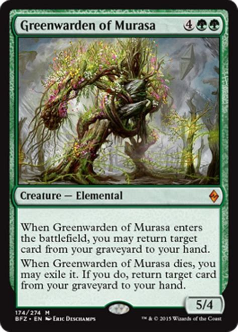 details about mtg green landcount deck magic the gathering cards ulvenwald hydra