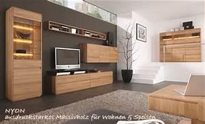 Welche Farbe Zu Kernbuche : kernbuche wohnzimmer ~ Markanthonyermac.com Haus und Dekorationen