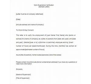 63 Experience Letter Green Card