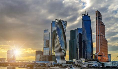Tall Buildings : The Tallest Buildings In Russia