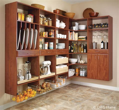 Pantry  Strickland's Closets & Home Organization