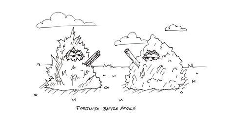 [doodle] Fortnite Br Final 2