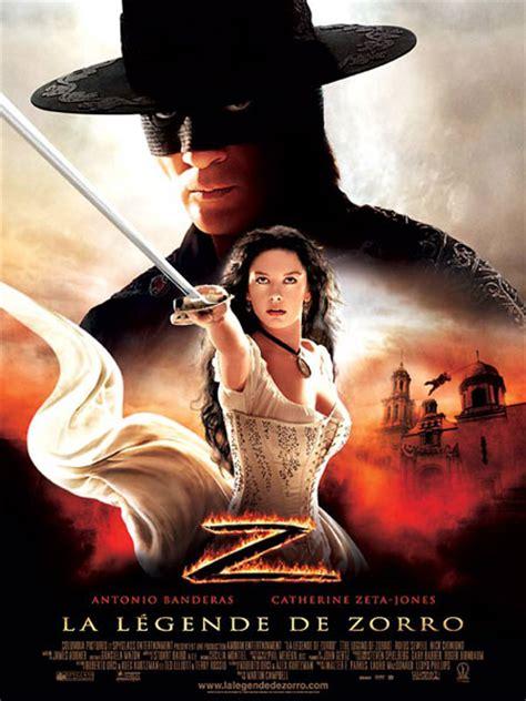 La Légende De Zorro  Affiche Du Film La Légende De Zorro Zoomcinemafr