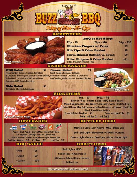 bbq restaurant to consider las vegas nv restaurants menu and food truck