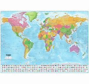 Xxl Poster Kaufen : weltkarte xxl poster flaggen 2017 maps in minutes xxl poster jetzt im shop bestellen close ~ Markanthonyermac.com Haus und Dekorationen