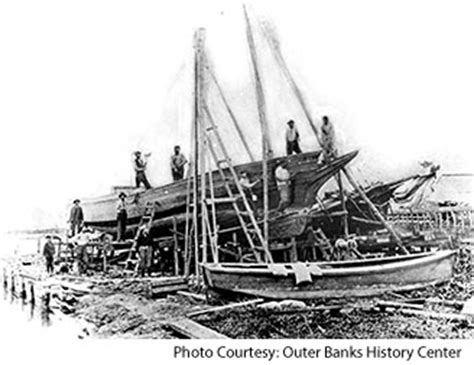 Boat Building North Carolina by Outer Banks North Carolina Outer Banks Information