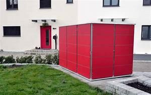 Gartenhaus Mit Glasfront : gartenhaus flachdach modern garten q gmbh ~ Markanthonyermac.com Haus und Dekorationen