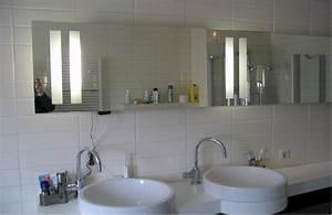 Spiegel Badkamer Geintegreerde Verlichting - Maison Design - Naxza.us