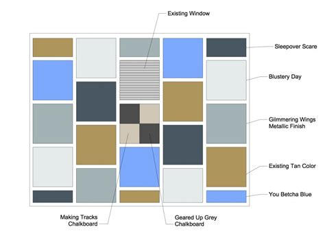 Perfect Modern Office Color Scheme  Home Design #443